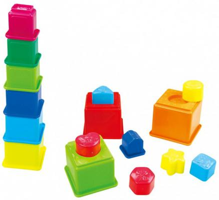 Сортер PLAYGO Animal Stacking Blocks - Пирамидка- Play2384