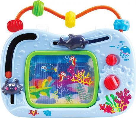 Развивающий центр PLAYGO Телевизор-аквариум набор для ванной playgo утята 2430