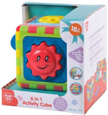 """Развивающая игрушка Playgo  """"Куб """" 6 в 1"""