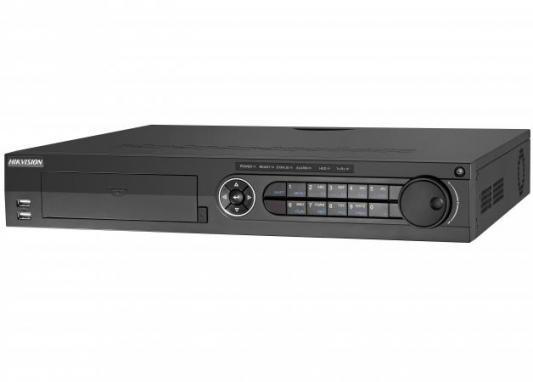 Видеорегистратор сетевой Hikvision DS-7316HQHI-F4/N 1920x1080 4хHDD HDMI VGA до 16 каналов
