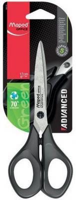 Ножницы Maped Advanced Green 17 см 496110