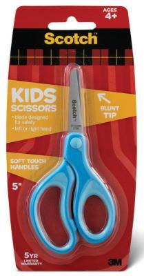 Ножницы детские 3M 1442B 12 см в ассортименте