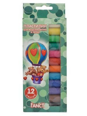 Купить Набор пластилина Action! FANCY 12 цветов FMC12-170*, Наборы для лепки из глины