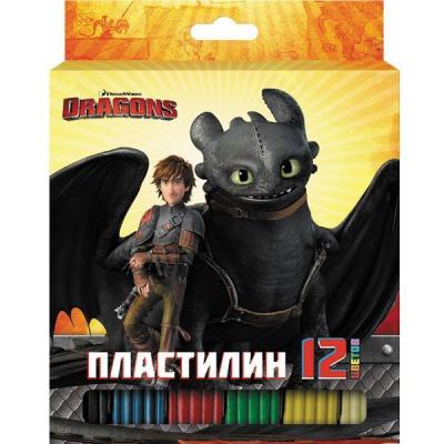 Набор пластилина Action! DRAGONS 12 цветов DR-MC12-240 сумка action dragons рисунок принт dr ass2300 1 dr ass2300 1
