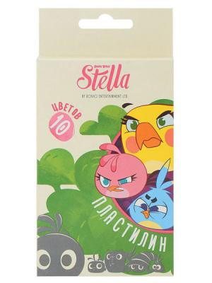 ����� ���������� Action! STELLA BY ANGRY BIRDS 10 ������ SA-MC10-100