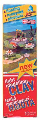 Набор пластилина Koh-i-Noor ARCHIMEDES 10 цветов 131717