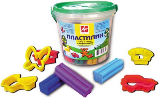 Пластилин Луч 12C 784-08 12С784-08 11 цветов пластилин луч 12c 784 08 12с784 08 11 цветов