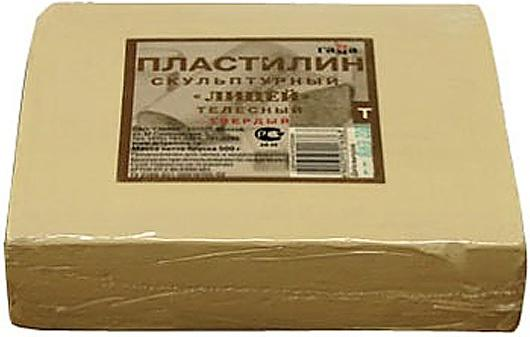 Пластилин Гамма ЛИЦЕЙ 1 цвет 6363
