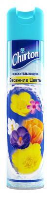 """Освежитель воздуха Эврика Эллас АО """"Chirton"""" весенние цветы 300 мл"""