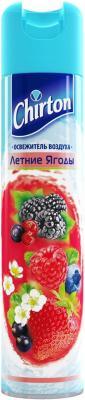 Освежитель воздуха Эврика Эллас АО Chirton Летние ягоды 300 мл бытовая химия chirton освежитель воздуха rio дыня 300 мл