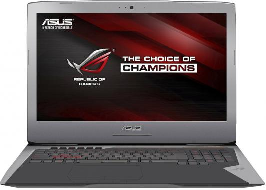 Ноутбук ASUS G752Vy i7-6820HK 17.3 1920x1080 Intel Core i7-6820HK 90NB09V1-M04900 ноутбук asus ux303lb 13 3 1920x1080 intel core i7 5500u 90nb08r1 m03280