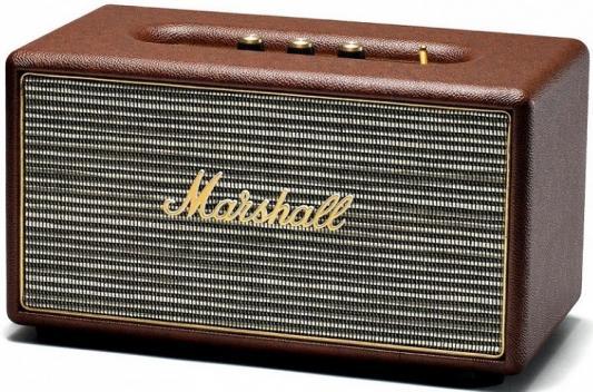 Портативная акустика Marshall Stanmore BT коричневый 04091628