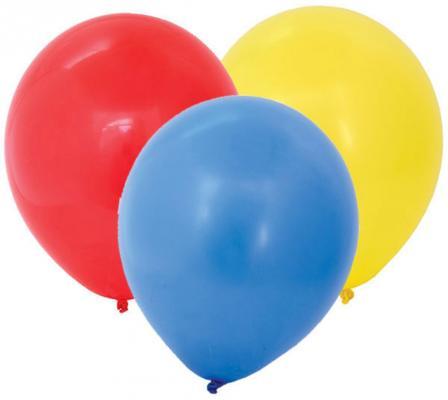Купить Набор шаров Action! 30 см 100 шт API0050/М, Атрибуты для праздника