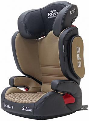Автокресло Rant BH2311 Master Isofix SPS (coffee) автокресло rant bh12310 ultra sps jeans