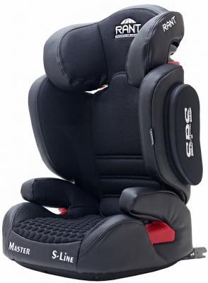 Автокресло Rant BH2311 Master Isofix SPS (black)