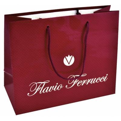 Пакет подарочный Golden Gift FLAVIO FERRUCCI 22х18х10 см 1 шт FF-BAG001