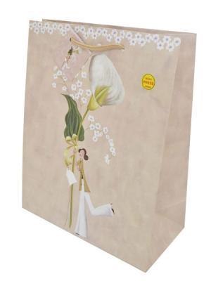 Пакет подарочный Golden Gift BG1293/A 26х32х12,7 см 1 шт