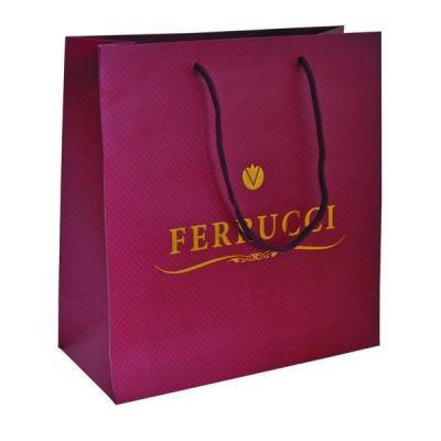 Пакет подарочный Golden Gift FLAVIO FERRUCCI 25 см FF-BAG002 от 123.ru