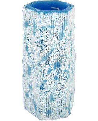 Купить Свеча Winter Wings N10217 7.7х7.7х15.5 см 1 шт, Сервировка стола и свечи