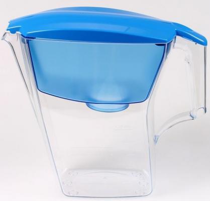 Фильтр для воды Аквафор Лайн кувшин голубой P83B15N