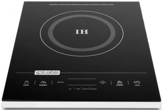 Электроплитка Iplate Алтын YZ-T 18 чёрный