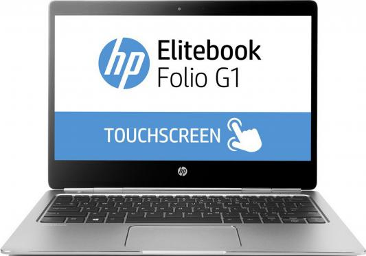 "Ноутбук HP EliteBook Folio G1 12.5"" 3840x2160 Intel Core M7-6Y75 X2F49EA"