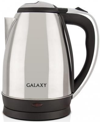 Чайник GALAXY GL0311 1800 Вт серебристый 1.8 л металл