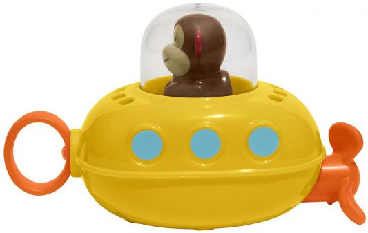 Игрушка для купания для ванны Skip Hop Субмарина SH 235352 органайзер ковш для ванны skip hop китенок sh 235106