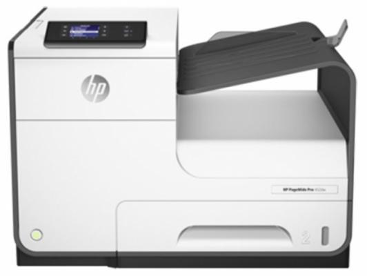 Принтер HP PageWide Pro 452dw D3Q16B цветной A4 40ppm 1200x1200dpi USB WiFi Ethernet
