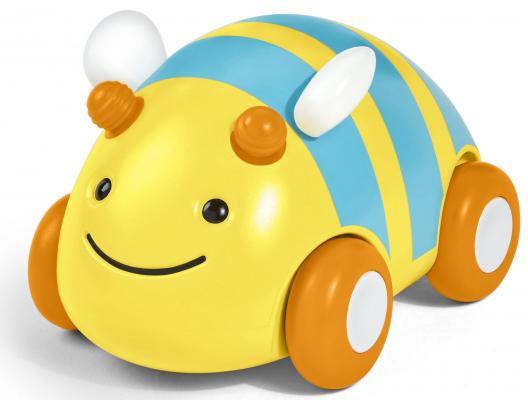 Развивающая игрушка Skip Hop Пчела-машинка 0879674022805 развивающая игрушка умка пожарная машинка со стихами м дружининой