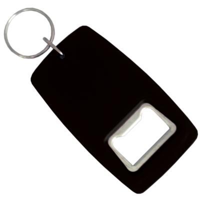 Открывашка-брелок, черный Cob20052/Ч цена