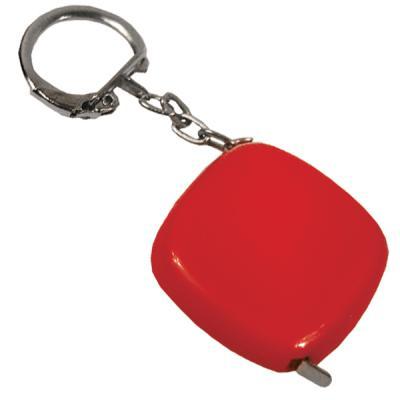 Брелок-рулетка, пластик, красный Lbr10472/К рулетка пластик красный lrk10489 k
