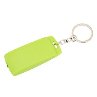 Брелок-фонарик, зеленое основание, зеленый корпус, индивид. стикер Lbf1301GN/GN фонарик beyblade бейблейд morph lite цвет зеленый