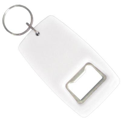 Открывашка-брелок, белый Cob20052/Б цена