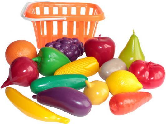 Набор фруктов и овощей Совтехстром Фрукты и овощи набор фруктов dohany овощи фрукты в корзине большая 715