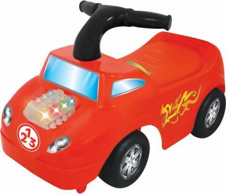 Каталка-пушкар Kiddieland Маленький гонщик красный от 1 года пластик 0661148541635