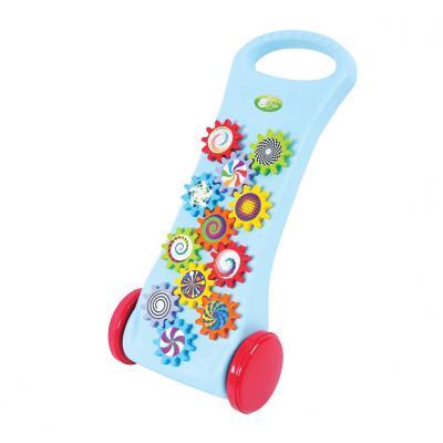 Каталка Playgo Play 1765 разноцветный от 1 года пластик каталка playgo play 1765 пластик от 1 года на колесах разноцветный