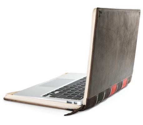Чехол для ноутбука MacBook Air 13 Twelve South BookBook кожа черный чехол twelve south bookbook для iphone 5 в спб