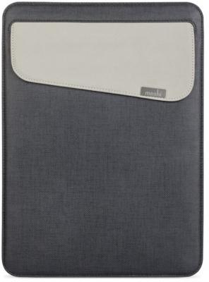 """все цены на Чехол для ноутбука Apple MacBook 12"""" микрофибра черный 99MO034003 онлайн"""