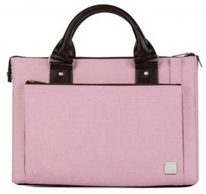 "Сумка для ноутбука 12"" Moshi Urbana Mini полиэстер розовый 99MO078301"