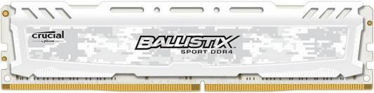 Оперативная память 16Gb (1x16Gb) PC4-19200 2400MHz DDR4 DIMM CL16 Crucial BLS16G4D240FSC цена