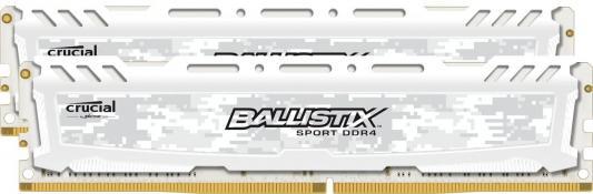 Картинка для Оперативная память 8Gb (2x4Gb) PC4-19200 2400MHz DDR4 DIMM Crucial BLS2C4G4D240FSC