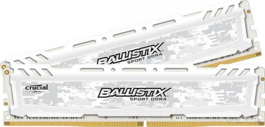 Оперативная память 32Gb (2x16Gb) PC4-19200 2400MHz DDR4 DIMM Crucial BLS2C16G4D240FSC