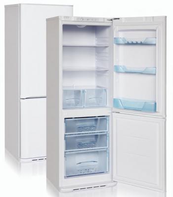 Холодильник Бирюса 133 белый холодильник бирюса 152