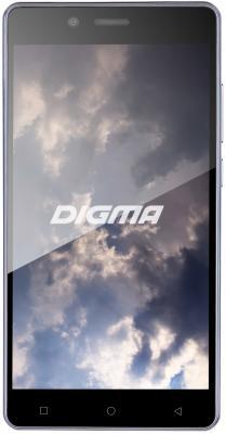 "Смартфон Digma Vox S502F 3G титан серый 5.5"" 4 Гб Wi-Fi GPS 3G LT5001PG"