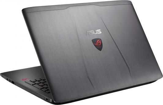"Ноутбук ASUS GL552VX 15.6"" 1920x1080 Intel Core i5-6300HQ 90NB0AW3-M02980"