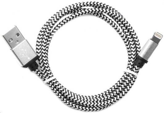 Кабель Lightning 1м Cablexpert круглый CC-ApUSB2sr1m кабель lightning 1м wiiix круглый cb120 u8 10b