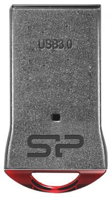 Фото - Флешка USB 32Gb Silicon Power Jewel J01 SP032GBUF3J01V1R красный флеш диск silicon power 16gb jewel j01 sp016gbuf3j01v1r usb3 1 серебристый красный