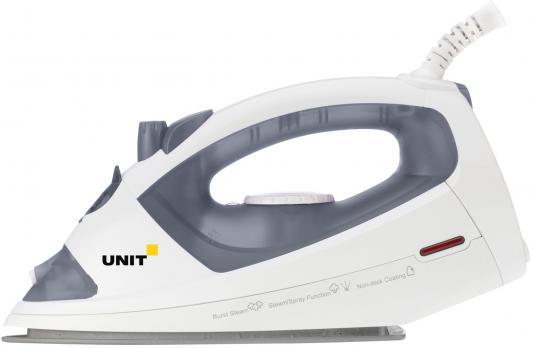 Утюг UNIT USI-191 1400Вт серый