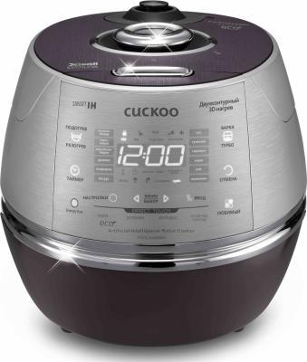 Мультиварка Cuckoo CMC-CHSS1004F серебристый 740 Вт 5 л cuckoo cmc he 1055 f